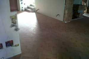 Ristrutturazione casale interni Macerata