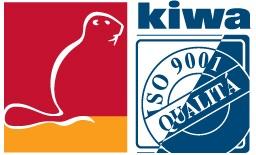 Logo Kiwa Certificazione di qualità